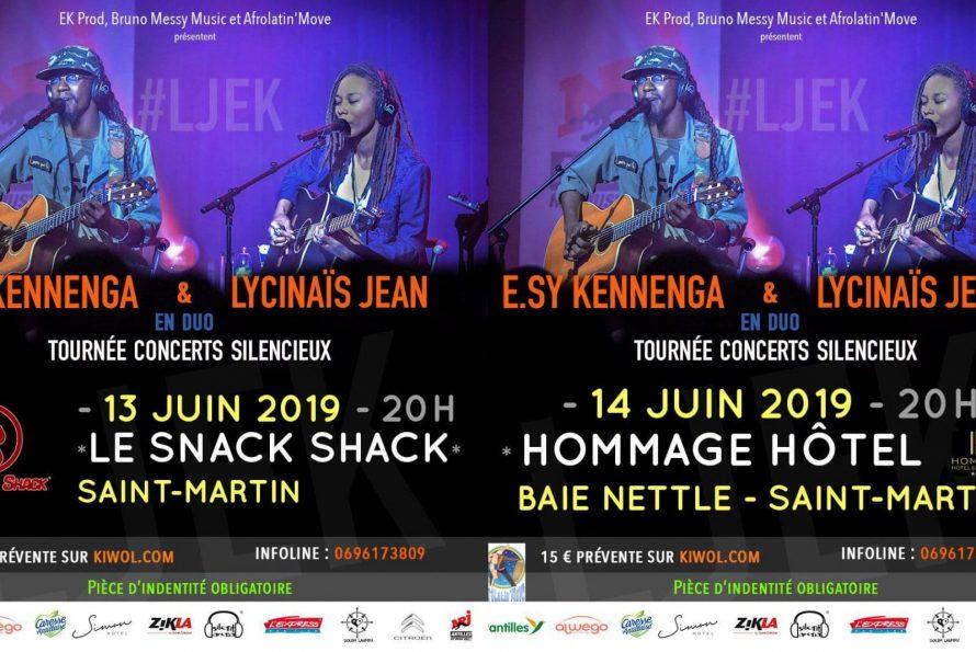 Concerts le 13 et 14 juin au Snack Shack et au Hommage Hôtel (Ex Mercure Hôtel)