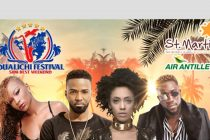 Le Oualichi Festival SXM Best Week-end… Justement, c'est ce week end à Saint-Martin / Sint Maarten !!!