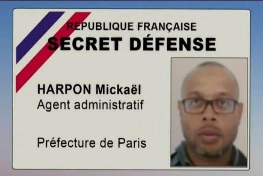 Préfecture de police de Paris : Vidéos de décapitation et une liste de noms de policiers retrouvées chez le terroriste Mickaël Harpon