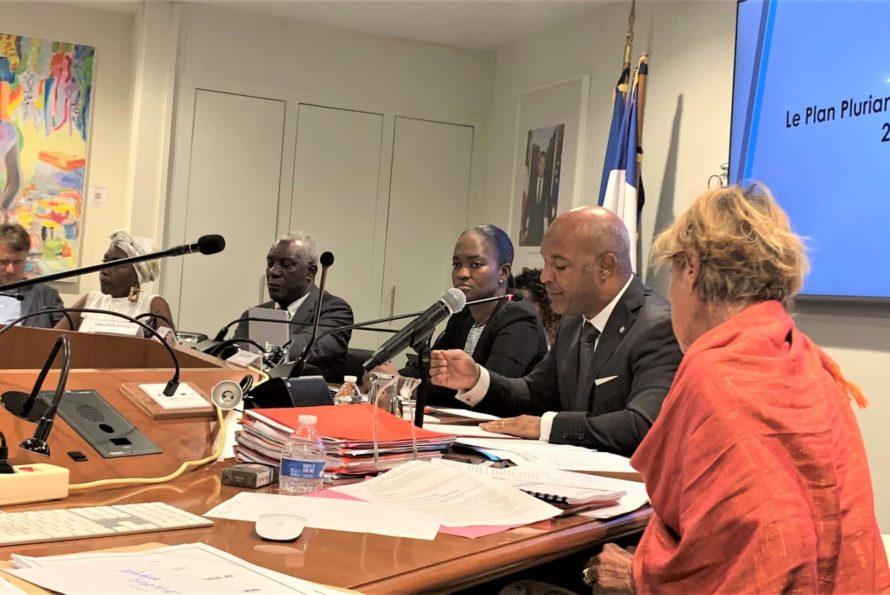 Saint Martin : Compte-rendu du conseil territorial du vendredi 20 décembre 2019