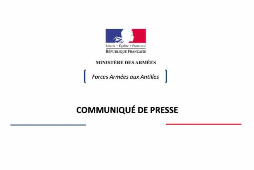 Saint Barthélemy : Le patrouilleur La Confiance déroute un navire surpris en flagrant délit de pêche illégale