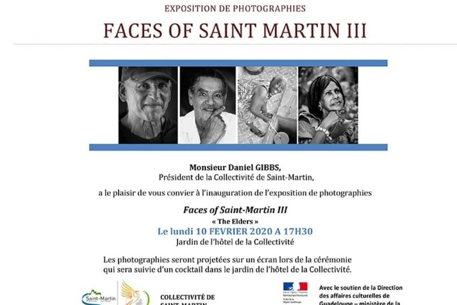 "Faces of Saint Martin III : "" The Elders """