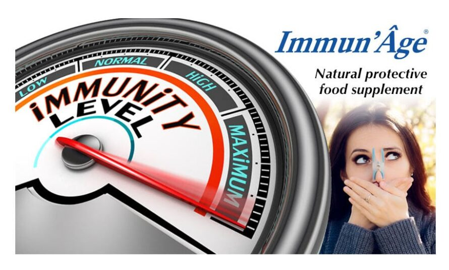 Strenghening your immune defenses with Immun'Âge ® : an effective way to help you fight against viruses
