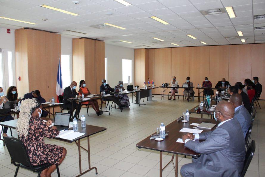 Saint-Martin et Sint Maarten vers une coopération renforcée sur les sujets conjoints