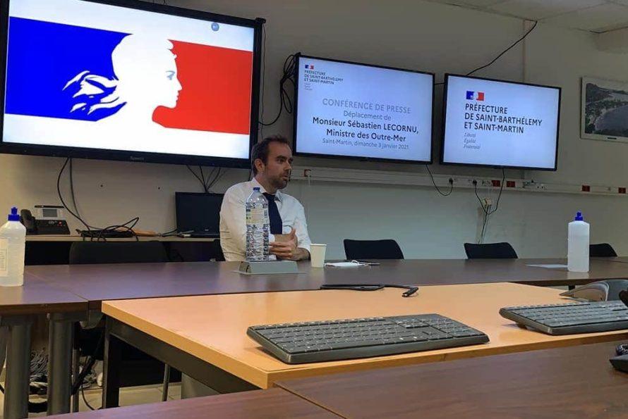 Une enquête préliminaire pour prise illégale d'intérêts vise le ministre des Outre-mer Sébastien Lecornu