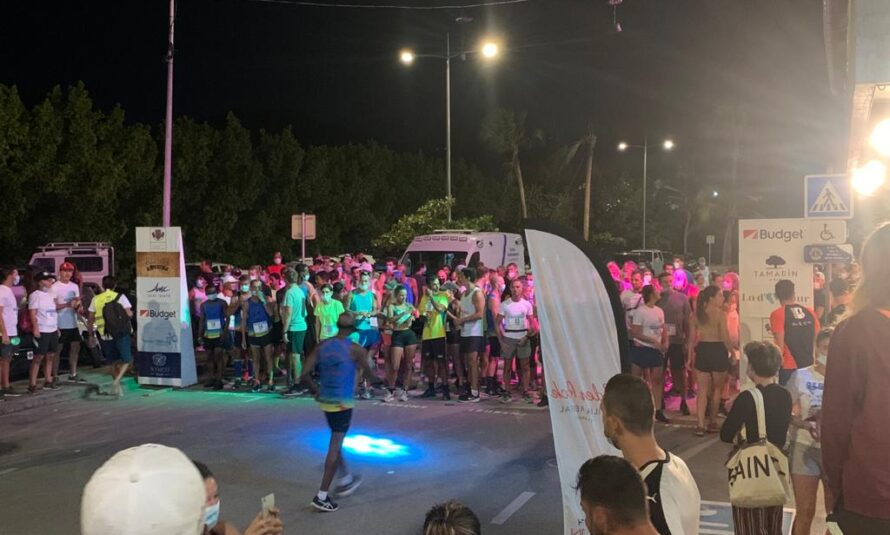 IMMUN'ÂGE® sur la 3e édition du semi-marathon de Saint-Barthélemy