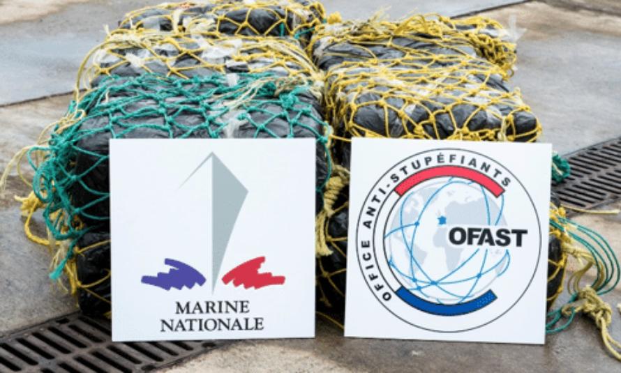 Lutte contre le narcotrafic dans la Caraïbe : Le Germinal intercepte un Go-fast transportant 500 kilos de Cocaïne