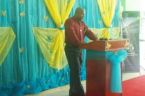 PJIAE Section Head Security Guards delivers moving keynote address at PWAS graduation