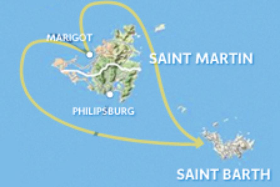Saint-Martin, vue de (pas si) loin …