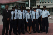 Nine Coast Guard Officers for Sint Maarten
